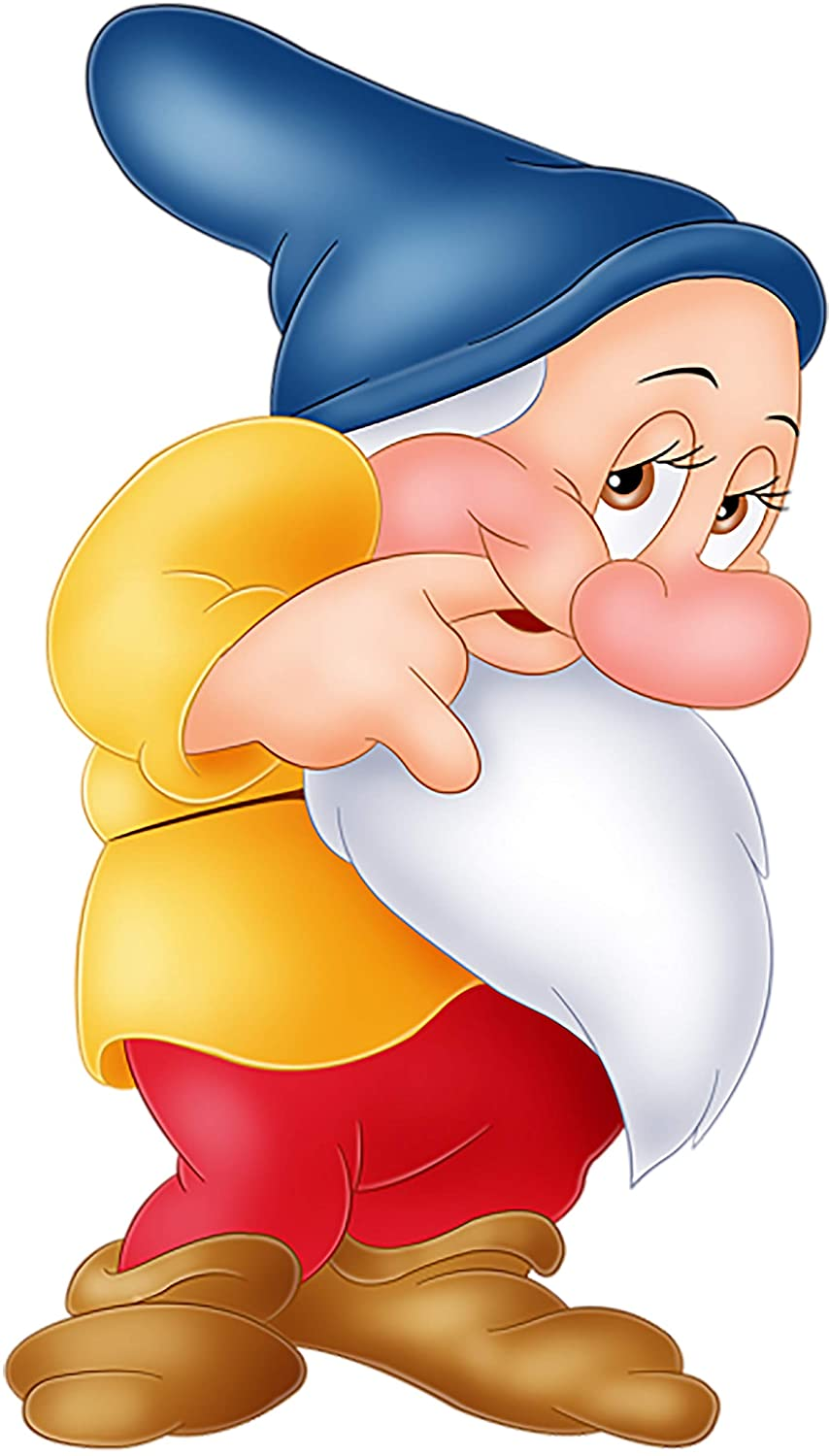 Disney-Seven Dwarfs Decal Sticker
