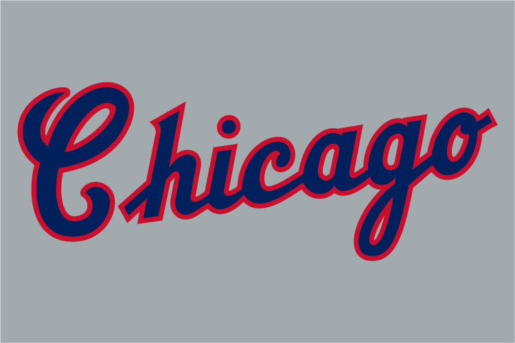 Chicago White Sox 1987-1990 Jersey Logo 02 iron on sticker