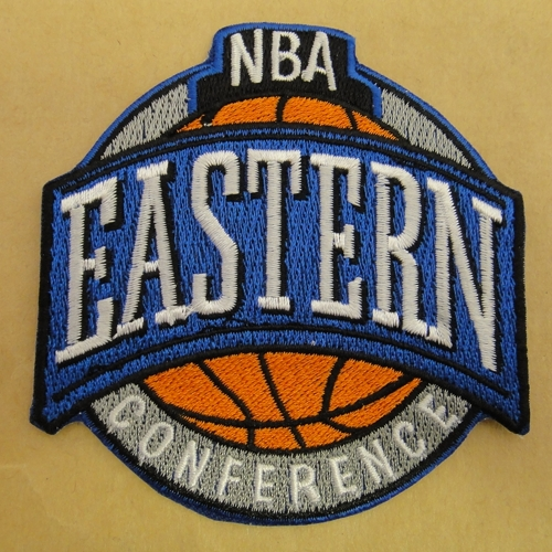 NBA Eastern Conference Embroidery logo