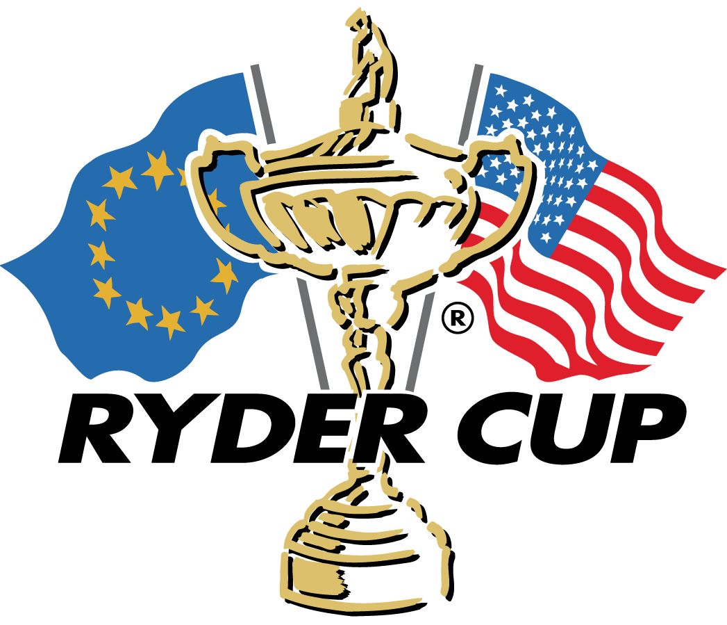Ryder Cup 2000-2010 Primary Logo iron on sticker