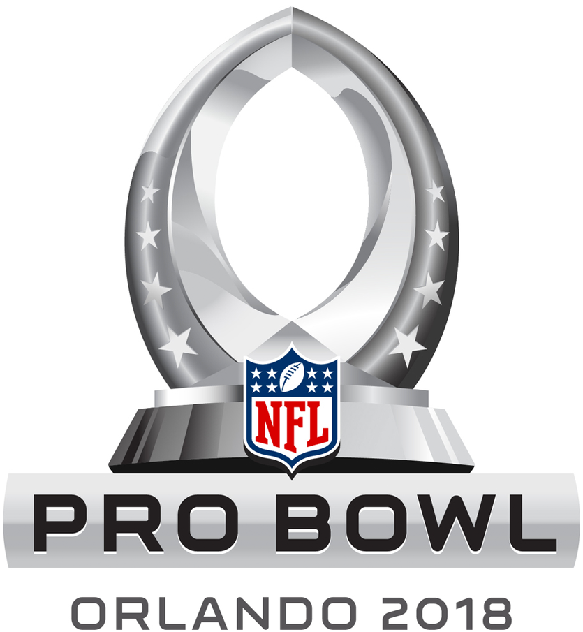 NFL Pro Bowl Decal Sticker