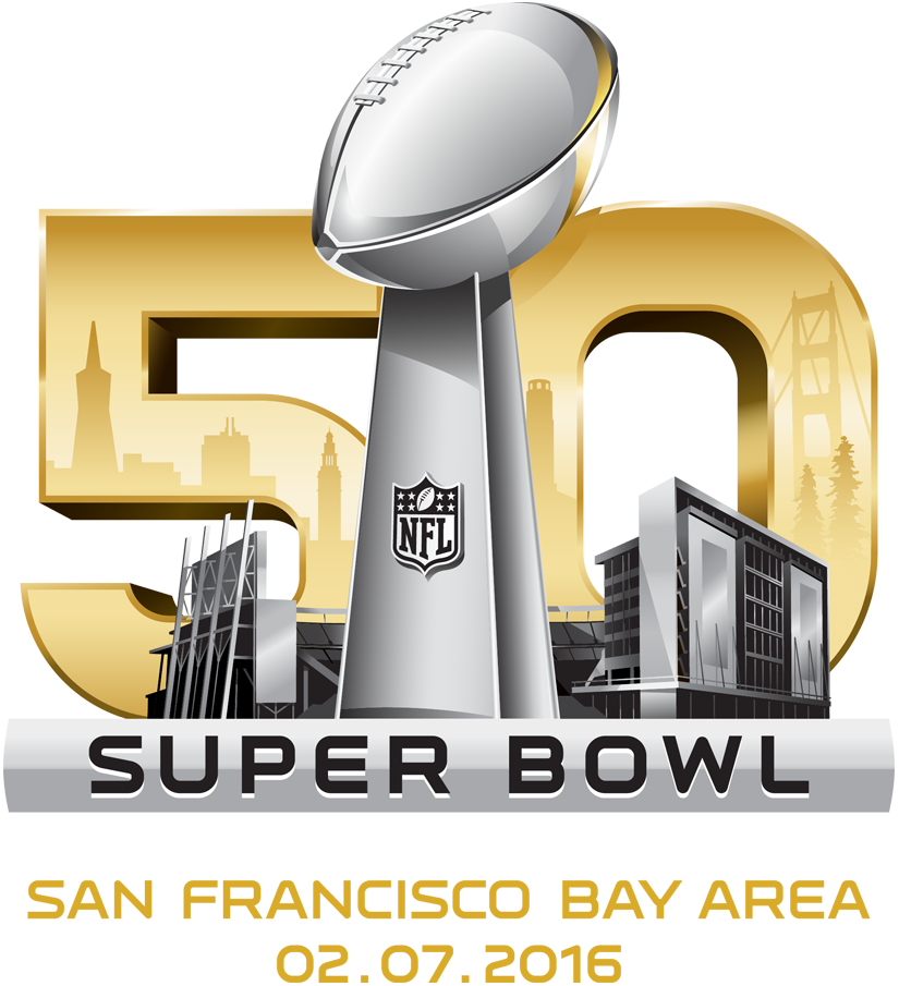 NFL Super Bowl Decal Sticker