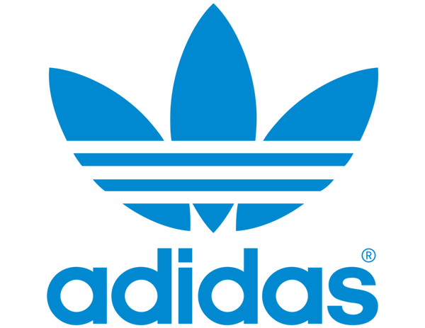 Adidas brand logo 02 iron on sticker