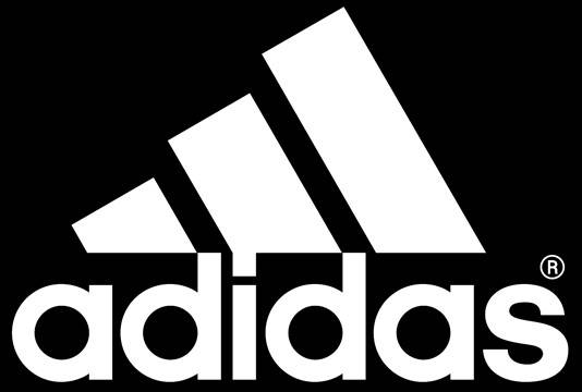 Adidas brand logo 04 iron on sticker