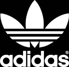 Adidas brand logo 05 iron on sticker