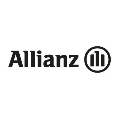 Allianz brand logo 04 iron on sticker