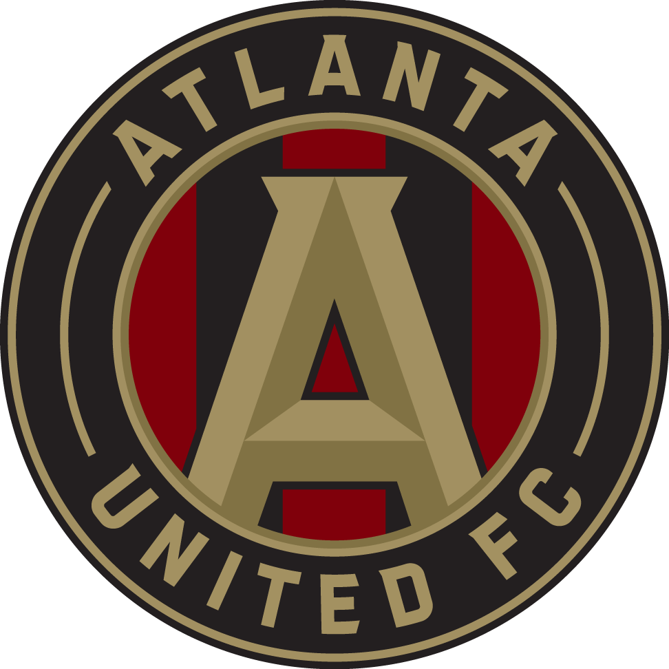 Atlanta United FC Logo decal sticker