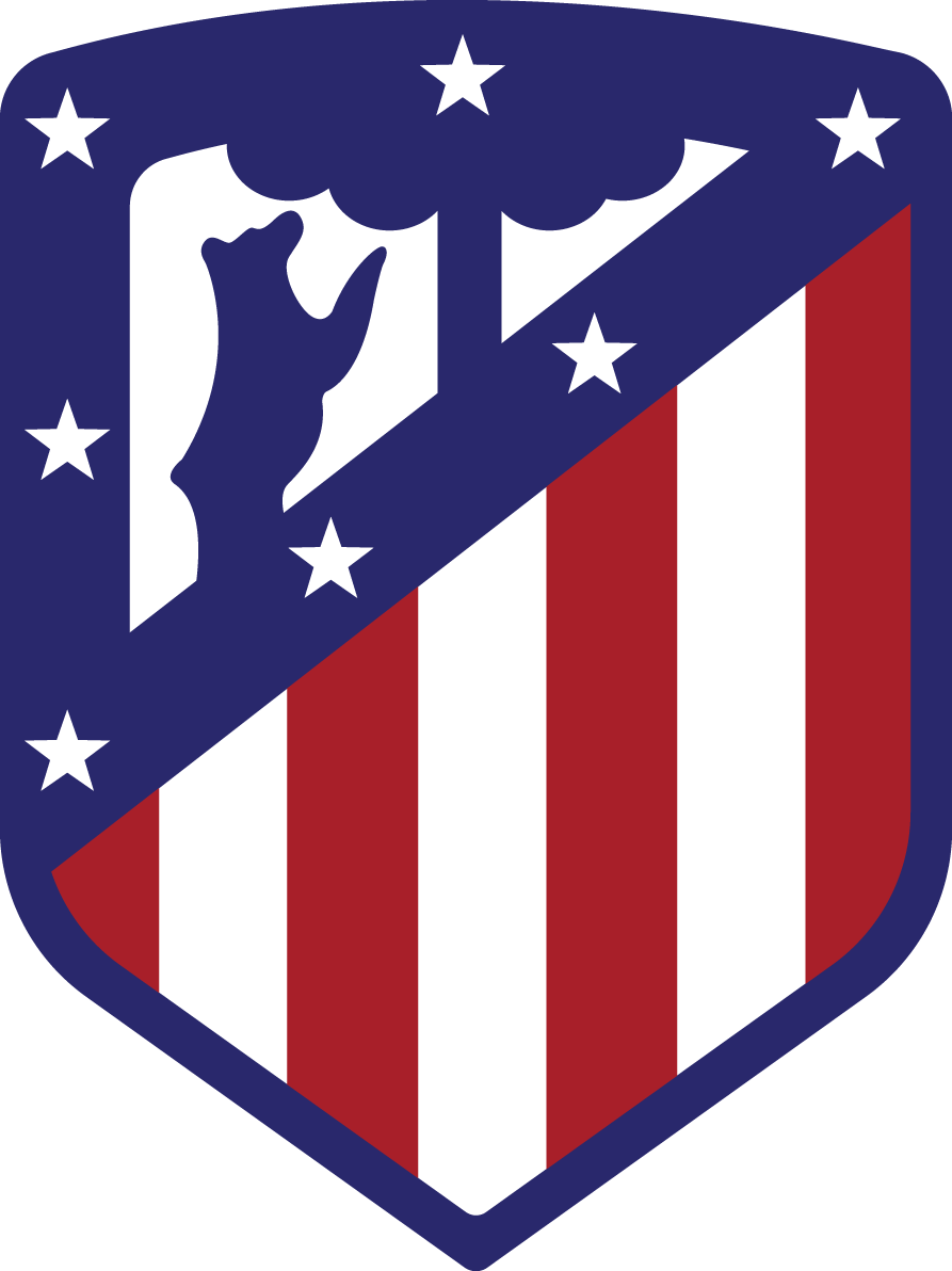 Atletico Madrid Logo decal sticker