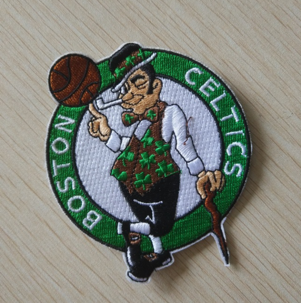 Boston Celtics Embroidery logo