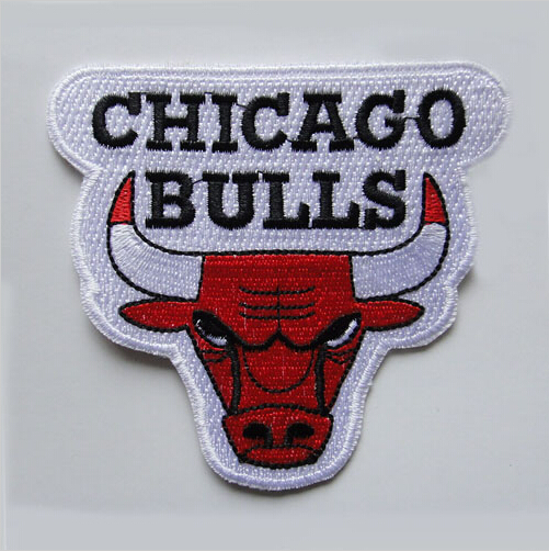 Chicago Bulls Embroidery logo