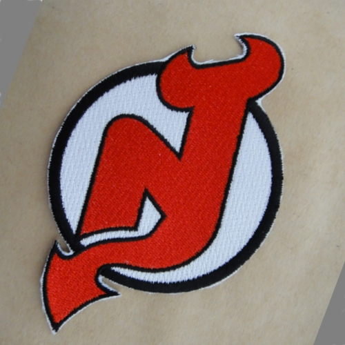 New Jersey Devils Embroidery logo